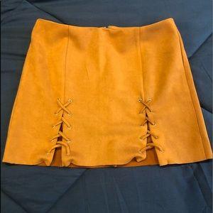 Cute fall winter skirt